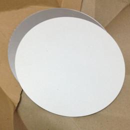 folhas de plástico redondas Desconto Plexiglass acrílico espelhos rodada folha de plástico PMMA início Campany Hotel decorativo Laser corte qualquer tamanho (70pcs / lot) D200x3mm