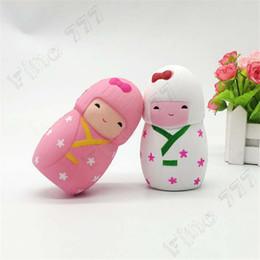 Ciliegia adulto online-Squishy Toy Cherry Blossom Girl Doll Boy Girl Adulto Squeeze Emulazione Bambola Squishy Slow Rising Profumato Alleviare lo stress Toy Regali