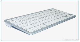 2019 air touch tastatur usb Kemile Wholesale Professional Ultra-schlanke drahtlose Tastatur Bluetooth 3.0 Tastatur Teclado für Apple für iPad Serie iOS System