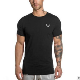 Deutschland Fashion Shirt Herren Fitness Tops Rashgard Herren Dry Fit Running T-Shirt Sportswear Crossfit Gym T-Shirt Slim Fit Enge Trainingshemden cheap dry fit man t shirt Versorgung