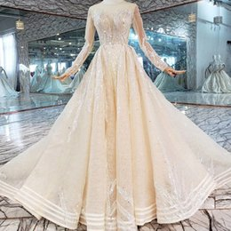 d0f760f6a13 Discount detachable tulle shirt wedding dress - 2019 Detachable Count Train  Wedding Dresses Mermaid Long Tulle