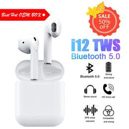 2019 Nuevo i88 TWS Estéreo Inalámbrico Bluetooth 5.0 Auriculares Auriculares Auriculares Auriculares Aire no i10 i11 i12 i13 para teléfonos inteligentes teléfonos celulares pods desde fabricantes