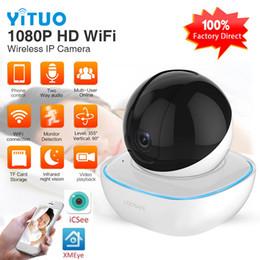 Monitor de Vídeo Sem Fio Bebê Monitor HD 2.0MP 1.0MP Mini Câmera de Segurança CCTV Cor Com motion detection Câmera de Segurança IP de