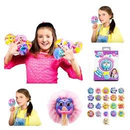 2019 elektrische aufzeichnungen Mädchen-Musik-Spielwaren mit Aufnahmefunktion Silverlit kleine Furries Asst 21 Farben Multifunktionssingen sprechen elektrische Puppe für Kindergeschenke günstig elektrische aufzeichnungen