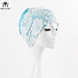 Защита плавательного уха онлайн-New Women Super Comfortable Ear Protection Long Hair Large Swimming Lace Caps free shipping