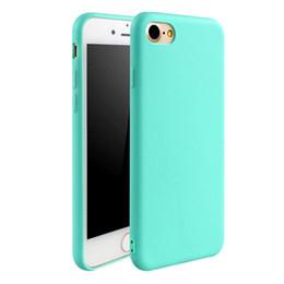 2019 étui iphone couverture de gel mat Livraison gratuite En Cuir De Luxe Gel Doux En Caoutchouc Mat Couverture Couvre Téléphone Cas Pour iPhone XR XS Max 5 6S 7 Plus 8 plus Cas