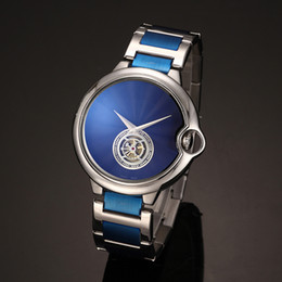 Wholesale Dresses - Aaa Luxury brand Mens designer Watches Fashion tourbillon Quartz and Automatic Stainless steel Sport watch Gold and silver wristwatch