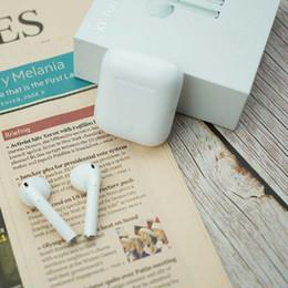 Animar manzana online-XY-pods tocan audífonos Bluetooth 5.0 xypods animados con auriculares bluetooth de carga inalámbrica EAR348