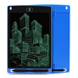 optischer maussensor mini Rabatt LCD Grafiktablett Schreiben Zeichentablett 8,5 Zoll Elektronische Zeichnung Schreibtafel Kid Doodle Board Business Home Message Board