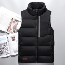 terno preto da marinha sob medida Desconto Prateleiras novamente Mens Face North Brand Designer Down Jacket Luxo Casual Inverno Colete Masculino Ao Ar Livre Blusão Casaco Para Baixo