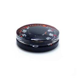 Thermomètre digital Diamètre 20mm Plastique rond Mini thermomètre mini esprit Thermographe circulaire Hydrothermographe Celsius ? partir de fabricateur