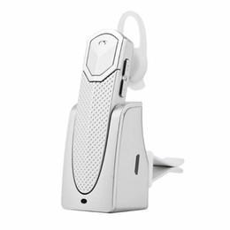 Deutschland Neue FT-9 einseitige In-Ear-Auto-Business-Bluetooth-Headset Rauschunterdrückung Sprachanruf drahtlose Bluetooth-Headset Gute Klangqualität supplier voice gold Versorgung