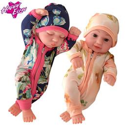 40cm Reborn Baby Bambola vita fatti a mano in vera morbida in silicone-VINILE ragazza DHL