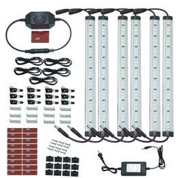 iluminação de prateleiras Desconto Diodo emissor de luz Sob o armário que ilumina 48W 3600 lúmens brilhante super, para armários de cozinha Contador, armário, luzes do vestuário das luzes de prateleira, luz da etapa das escadas