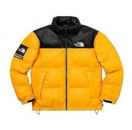 parka leve preto Desconto New Jacket Chegou cara Casacos Norte para Jacket Men marca de moda para baixo casaco com letras Esportes Parkas Casacos Casacos roupa do inverno