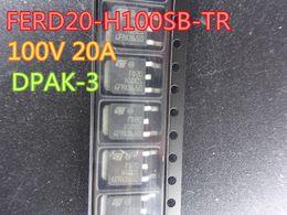 3mm runde diffuse led Rabatt 20pcs / lot neue Diode FERD20H100SB-TR 100V 20A auf Lager freies Verschiffen