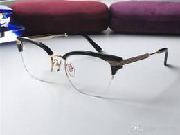 2019 katzenbrille neue mode frauen marke designer optische gläser 0201 cat eye rahmen hd objektiv modenschau design sommer stil mit kasten rabatt katzenbrille