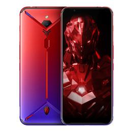 красный мобильный телефон 4g Скидка Оригинальный Nubia Red Magic 3S 4G LTE мобильный телефон 12GB RAM 256GB ROM Snapdragon 855 Plus 6,65