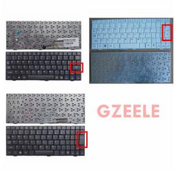 2019 teclados asus GZEELE NOVO teclado DOS EUA para ASUS EPC EeePC 700 700A 701 701SD 900 900HD 900A 702 2G 4G 8G 8.9 polegada Substituir teclado do laptop EPC700 desconto teclados asus