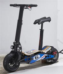 2019 baterías de europa Bicicleta de la moda y la moda china plegable y 201-500 W potencia scooter eléctrico