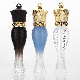 tipi di bottiglie di profumo Sconti 5ML vuoto Forma bacchette di plastica Lip Gloss Tube, bellezza Cancella regina Lipgloss Contenitore, Carota bacchette Rossetto bottiglia