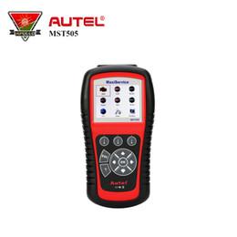 Le scanner Autel MST505 OBDII avec tous les systèmes diagnostique le service EPB de l'huile Fonctions OBD2 complètes Assistance multilingue ? partir de fabricateur