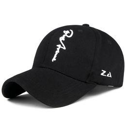 Высокое качество новых европейских и американских бейсбольных кепок, Sunbonnet буквы вышивка хлопок дышащий регулируемый размер от Поставщики размеры колпачков