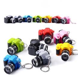ha portato i giocattoli degli amanti Sconti Portachiavi luminoso LED con suono LED Fotocamera torcia Portachiavi Fancy Toy Portachiavi Regalo stupefacente Portachiavi giocattolo