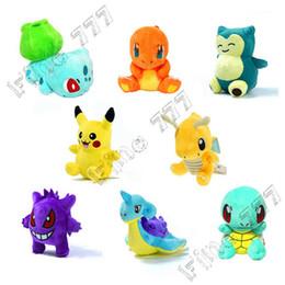 Wholesale 8 Arten Pikachu Plüschtiere cm Pokemon Monster Plüschpuppen Kuscheltiere Kinderspielzeug Kindergeschenk