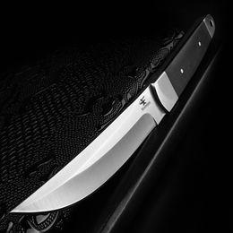2019 chris reeves cuchillos aleación titanio XUAN FENG cuchillo al aire libre campo de la dureza altura de defensa de la supervivencia con pequeño machete cuchillo táctico de acero D2