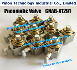 (1pc) Válvula neumática edm GNAB-X1291 VÁLVULA DE CILINDRO GNAB-X1291-FL-291183 GNAB-X445-R para máquinas de electroerosión por hilo Sodic A280.A300.A320 desde fabricantes