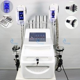laser for fat reduction Promo Codes - New Arrival Portable Fat Freeze Machine for Fat Reduction Fat Freezing Cool Body Slimming Cavitation RF Lipo Laser Liposuction Machine