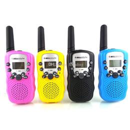 Deutschland Mini Walkie Talkie Kinderradio T388 Tragbares Radio Funksprechgerät Talkly Children Transceiver C6845 Versorgung