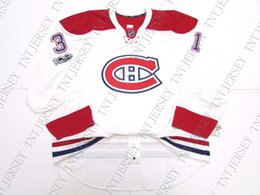 5e42e21d0eb carey price jerseys Canada - Cheap custom Carey Price MONTREAL CANADIENS  AWAY 100th ANNIVERSARY JERSEY stitch