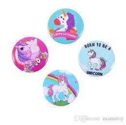 Bebek Broş Çocuklar Doğum Günü Partisi Favor Hatıra Bebek Unicorn Broorh Hediye Parti Dekorasyon Kız Erkek 30 adet nereden
