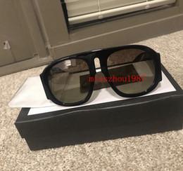 Retângulo redondo on-line-Luxo 0152 marca Designer Óculos De Sol Para As Mulheres Rodada Estilo Verão Retângulo Quadro Cheio de Alta Qualidade Proteção UV Vem Com Pacote