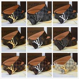 188Louis Vuitton 2019 Cintos All Estilo de Homens Mulheres Belt Top dos homens da qualidade Luxury Design Qualidade Genuine Leather Man Belt Original Box Louis de Fornecedores de cabelo estrela laranja