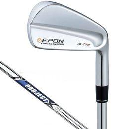 Canada Nouveaux clubs de golf E PON AF TOUR Clubs de golf Set 3-9P (8pcs) clubs clubs de fers acier Tiges et fers de golf en acier Poignées Livraison gratuite Offre