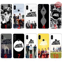 Arctic Monkeys Funda de teléfono de silicona suave de TPU para Xiaomi Mi A1 5X 6 6X 8 SE Mix 2S A2 Lite cubierta desde fabricantes