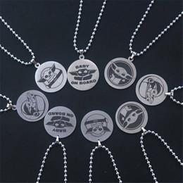 Superhero Punk Rock Edelstahl Leder Halskette Silber Anhänger Schmuck Geschenk