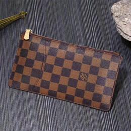 Clásico de la gran manzana online-Para iPhone X XS XR Max Diseñador Cartera de teléfono Bolsa de cuero de alta calidad Big-Brand Vintage Fashion Classic Wallet Case para Samsung Huawei