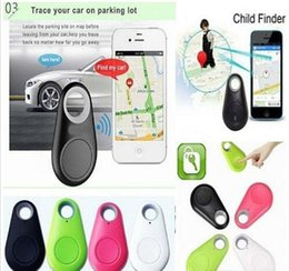 persönliche sicherheitskinder Rabatt Smart Bluetooth Tracer GPS Locator Tag Alarm Wallet Key Hund Tracker für Kinder Activity Tracker