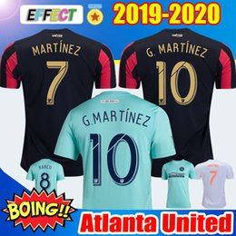 940b144e7 2019 Atlanta United Parley soccer jerseys 2020 BARCO  8 MARTíNEZ atlanta  united MLS parley blue spirit football jersey shirt For the Oceans discount  man ...