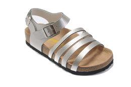 Argentina Descuento verano caliente nueva moda sandalias deportivas de moda casual corcho de cuero zapatos planos zapatos casuales Suministro