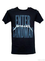 Magliette leggere online-Top tee - ENTER SANDMAN LIGHTWEIGHT - T-Shirt ufficiale - Nuovo S M L XL 2XL