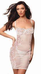 lingerie luru Desconto das mulheres pijamas de renda, moldar o corpo, interesse, roupa interior, uniforme, tentação