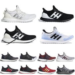 zapatos de hipebeast Rebajas Adidas Ultra boost 3.0 4.0 zapatillas deportivas 3.0 4.0 CNY triple negro blanco hypebeast primeknit ultra runner verano ganar deporte diseñador de entrenamiento