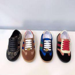 2019 sapatas running das meninas Luxo da criança meninos meninas sapatilhas designer crianças sapatos lindo esporte casual andando tênis para crianças de alta qualidade sapatos