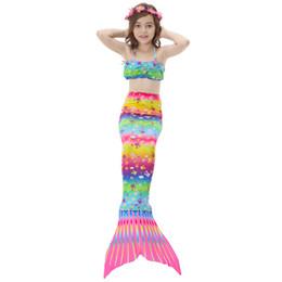 Costumi sirena bambino online-Costume da bagno per bambini Costume da bagno per bambini Costume da bagno per bambini Costume da bagno a sirena Costume da bagno a sirena Monofin Collegabile