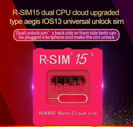 kutusunu Paketleme iphone evrensel kilit açma + için RSIM15 kilidini kartı R SIM 15 RSIM 15 R-Sim15 kilidini kartı IOS 13 Güncelleme Otomatik kilit açma nereden